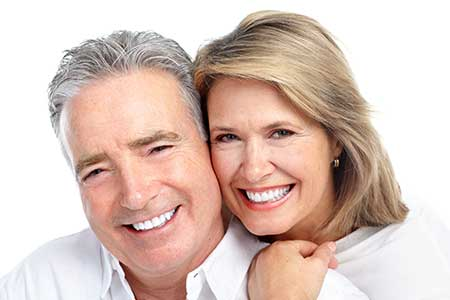 Restoring peridontally involved teeth in Old Saybrook